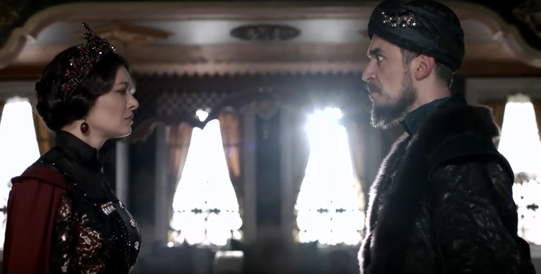 Султан Ибрагим I Безумный - его реальная биография. Великолепный век 7