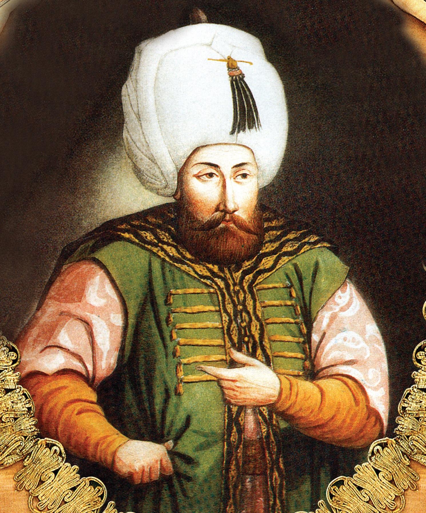 Султан Селим I - Грозный отец Сулеймана Великолепного. Реальная биография. Великолепный век 3