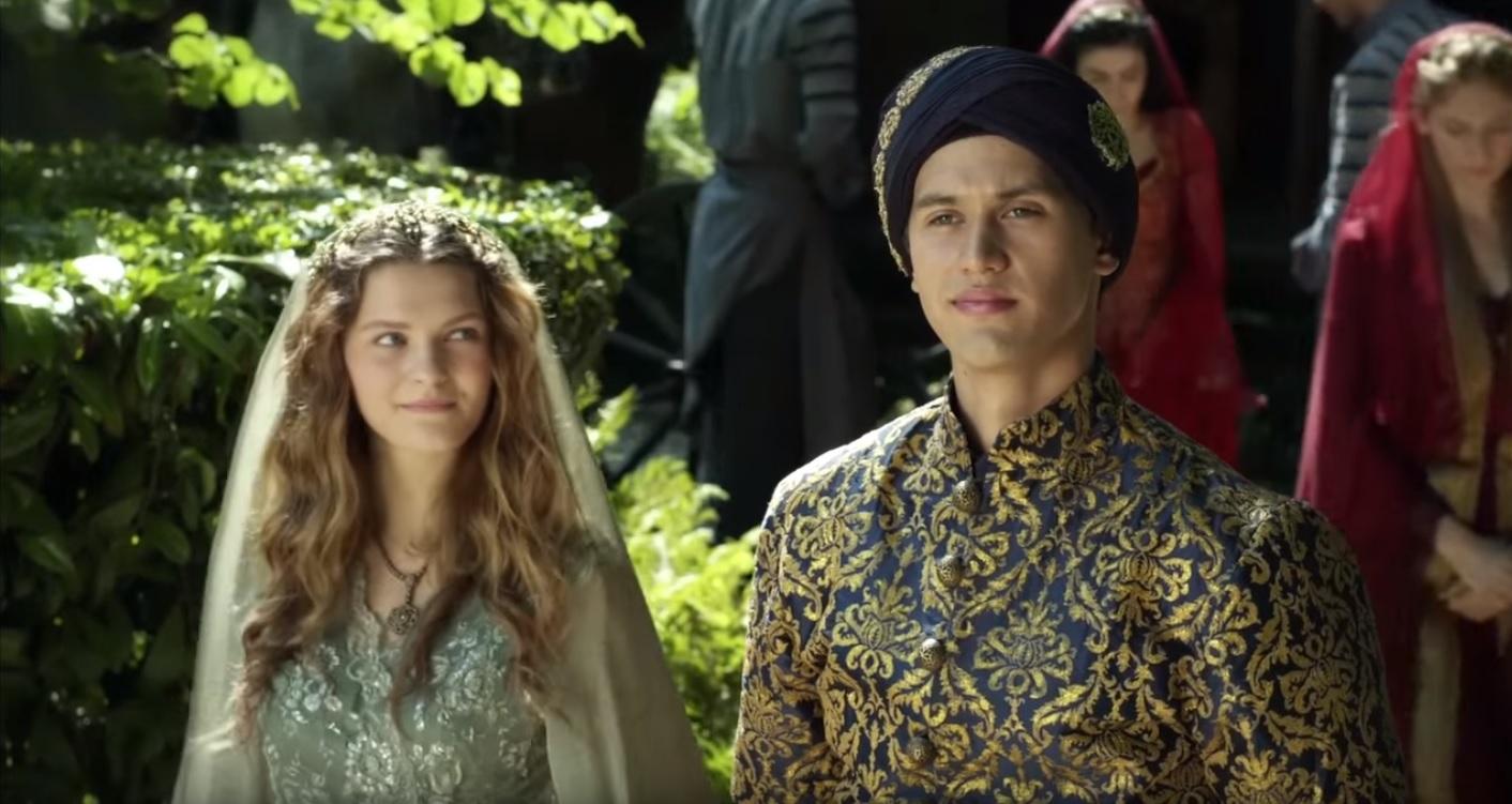 Мурад III - Сын Султана Селима II и Нурбану Султан. Реальная биография. Великолепный век 5