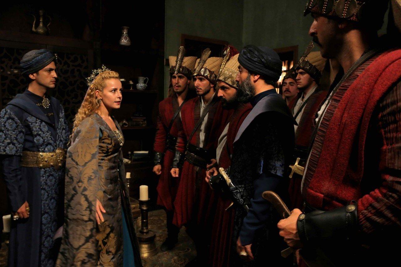 Султан Осман II - сын Ахмеда. Печальная судьба молодого султана. Реальная биография. Великолепный век 4
