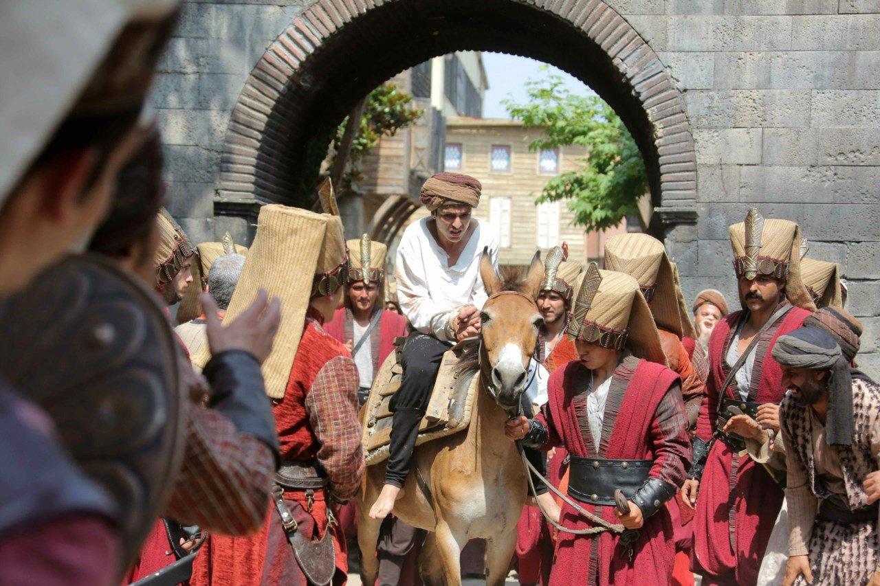Султан Осман II - сын Ахмеда. Печальная судьба молодого султана. Реальная биография. Великолепный век 8