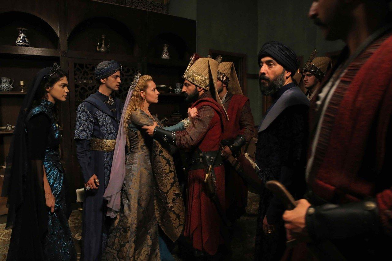 Султан Осман II - сын Ахмеда. Печальная судьба молодого султана. Реальная биография. Великолепный век 5