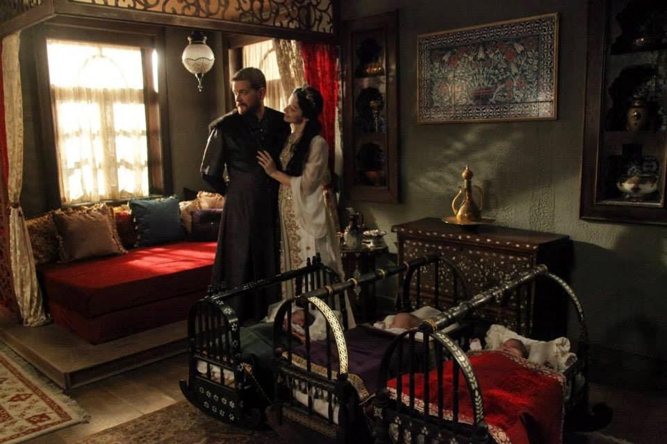 Нурбану-султан – реальная история жизни 5