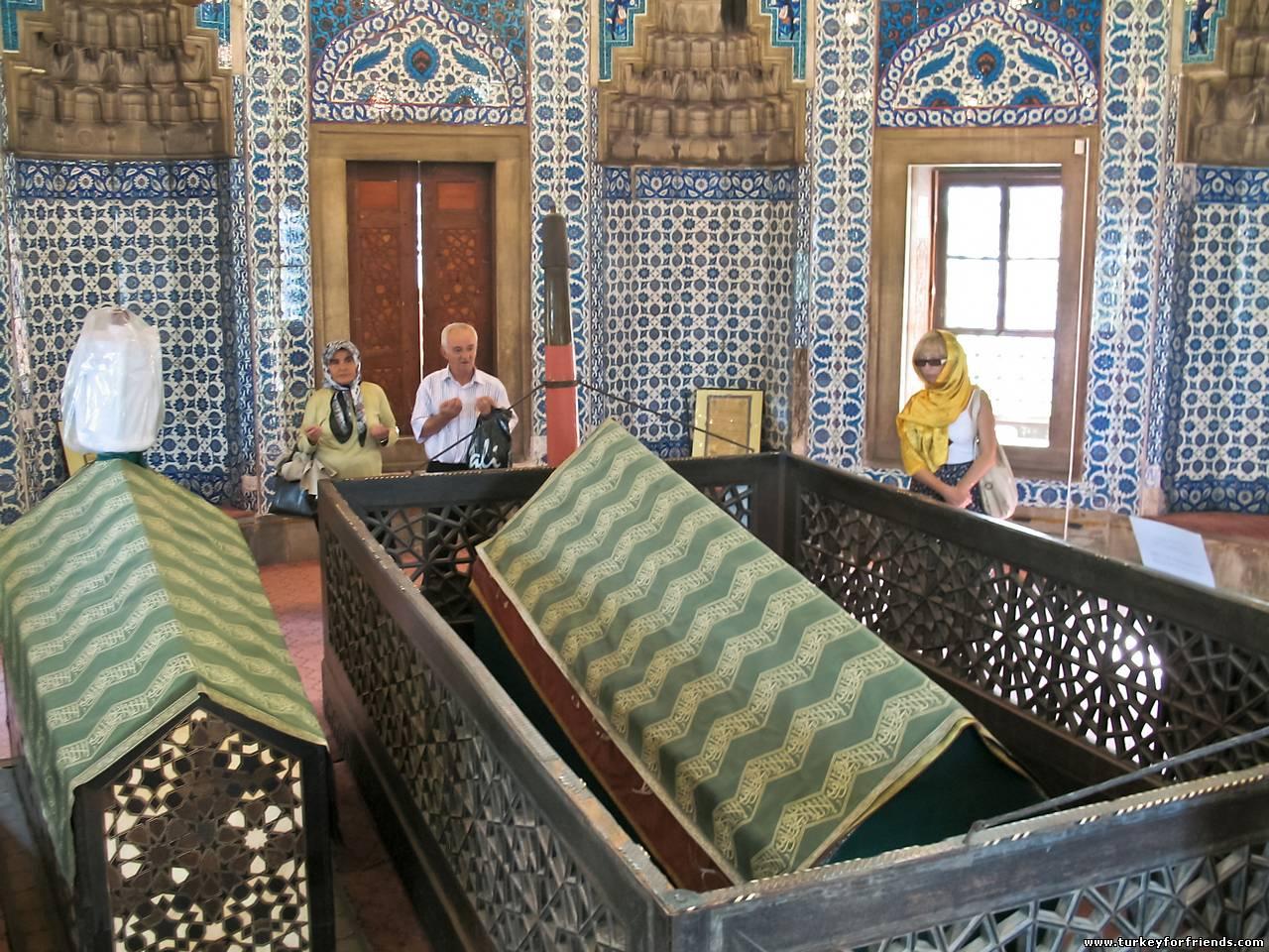 Биография Хюррем Хасеки-султан. Реальная биография. Великолепный век 9