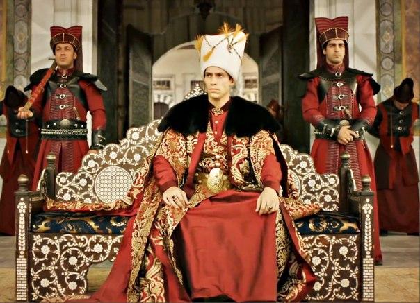 Султан Ахмед I - реальная биография 2