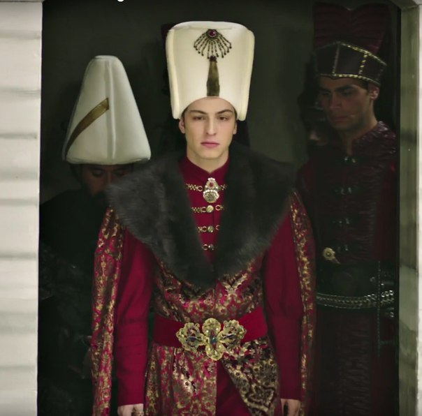 Султан Ахмед I - реальная биография 11