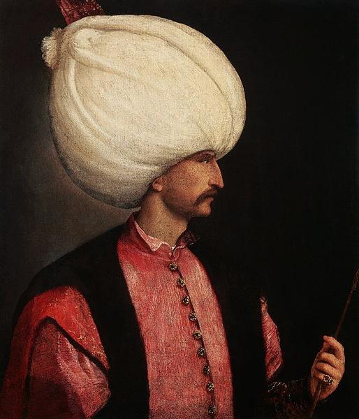 Султан Сулейман Великолепный. Реальная биография. Великолепный век 1