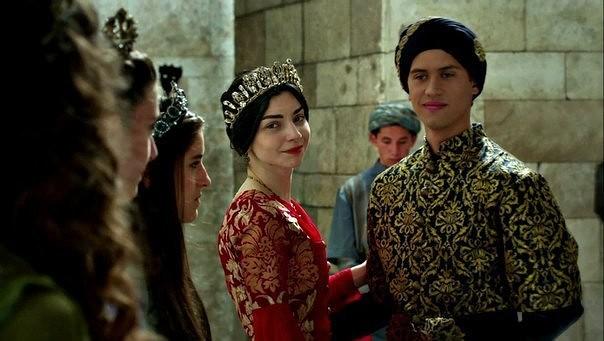 Нурбану-султан – реальная история жизни 7