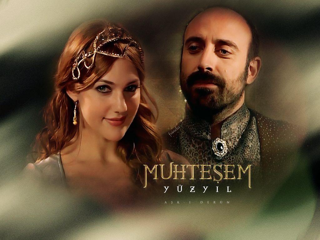 Великолепный век - художественный сериал о Султане Сулеймане и Хюррем 5