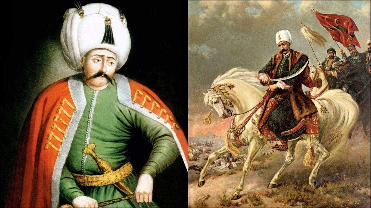 Султан Селим I - Грозный отец Сулеймана Великолепного. Реальная биография. Великолепный век 2