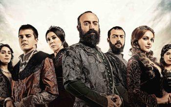 Великолепный век - художественный сериал о Султане Сулеймане и Хюррем 3