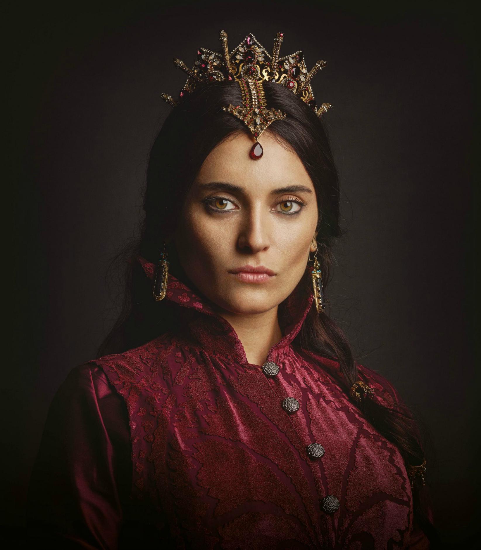 Халиме Султан – мать безумного Мустафы. Великолепный век Кёсем. Реальная биография 1