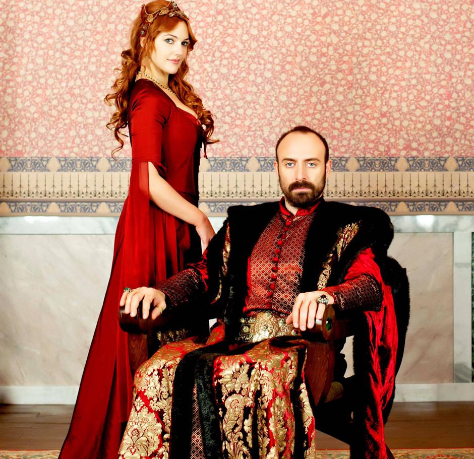 Султан Сулейман и Хюррем. Великолепный век фото 1