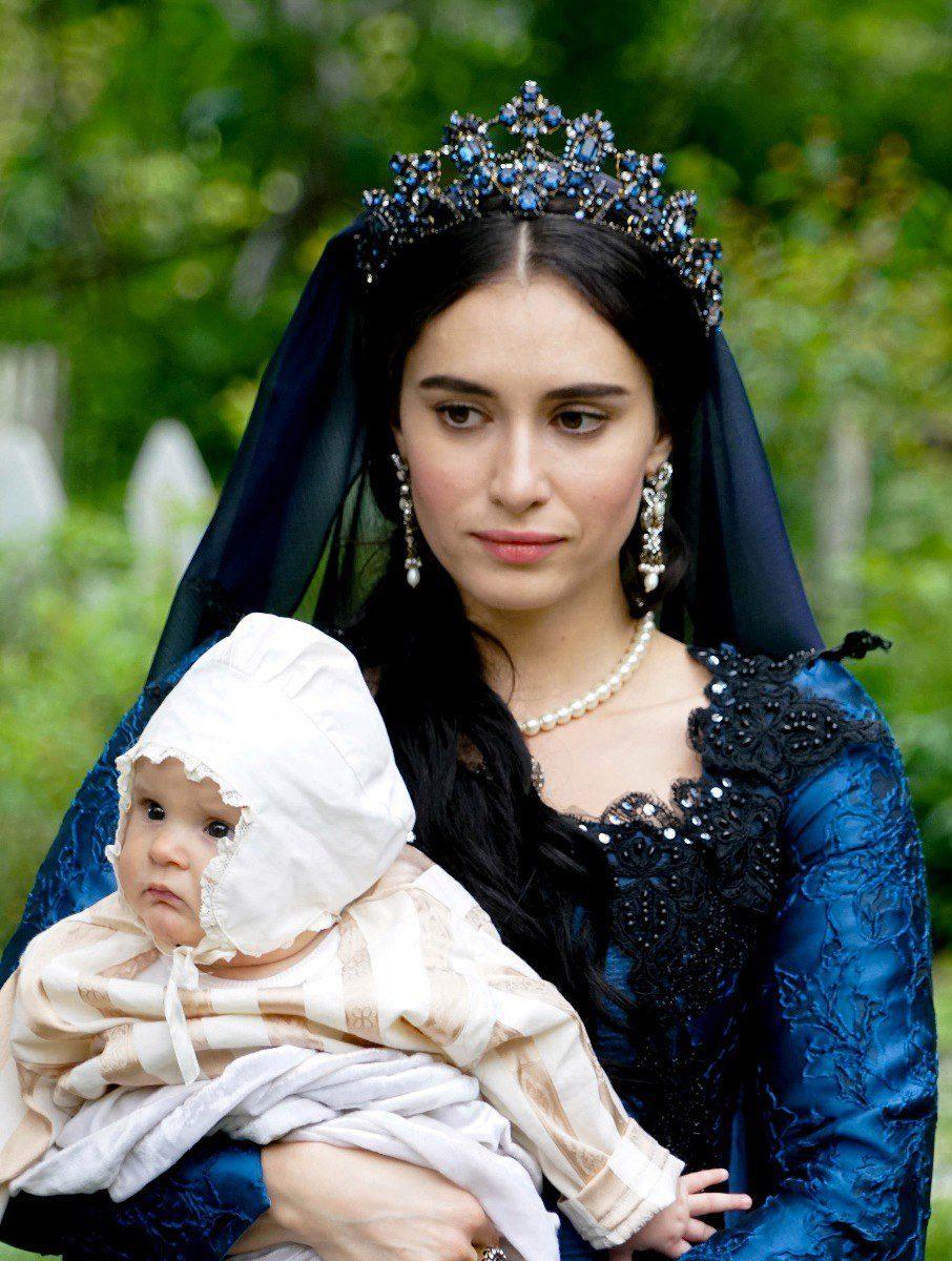 Кёсем Султан - Королева Мать. Невероятная биография