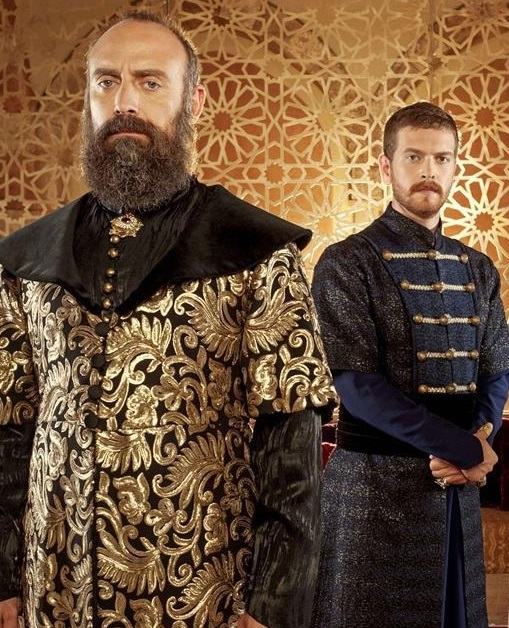 Султан Селим II и характер 2