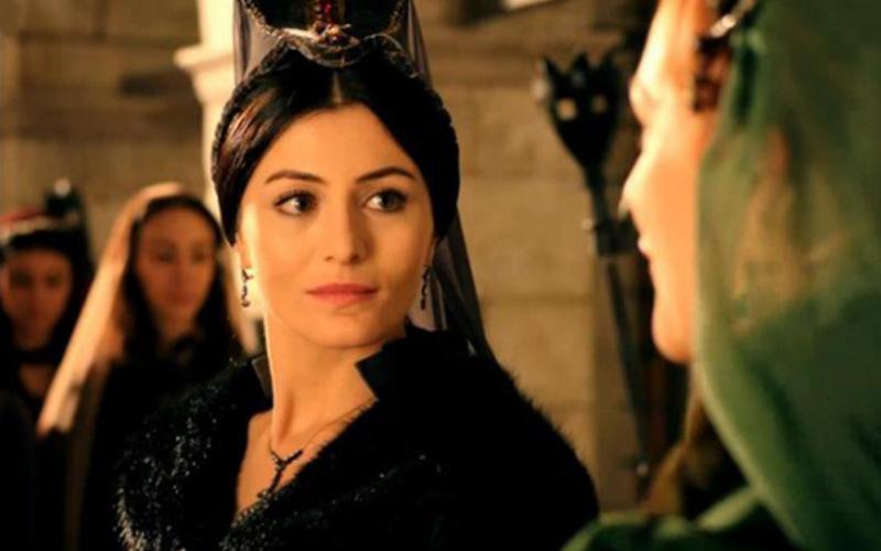 Шах Султан не была дочерью Айше Хавсы Султан? Вся правда её жизни 6