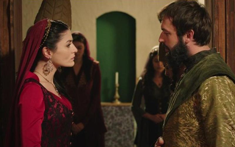 Шах Султан не была дочерью Айше Хавсы Султан? Вся правда её жизни 11