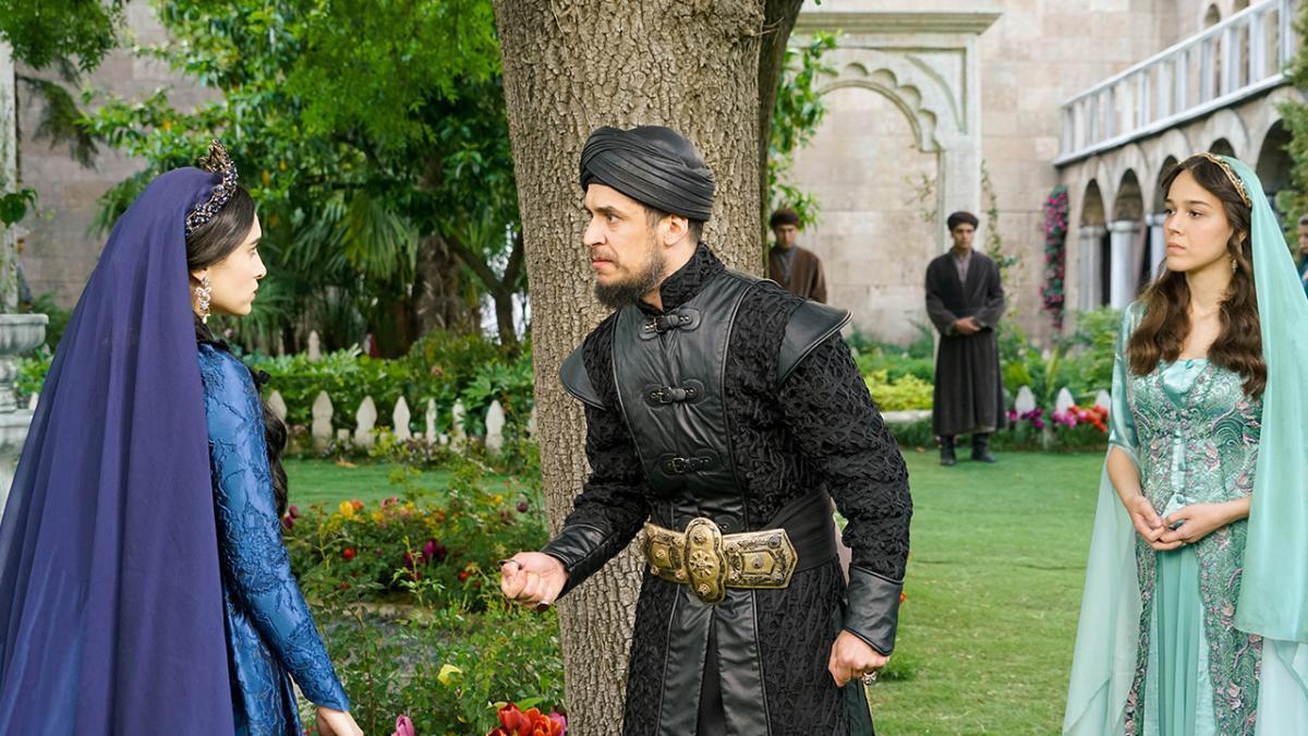 Валиде Турхан Султан. Вся правда и реальная история о жизни и смерти 3