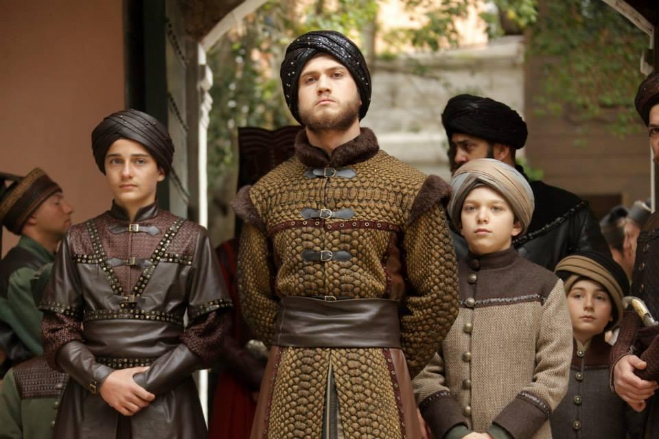 Отношения Хюррем и Сулеймана, а также судьбы их детей