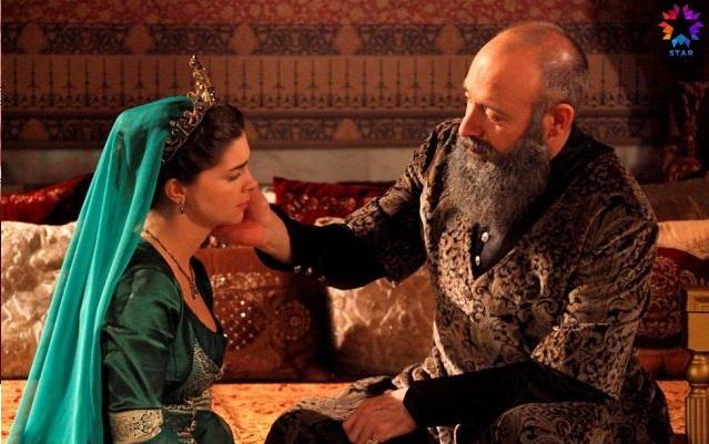 Михримах Султан - реальная история жизни 8