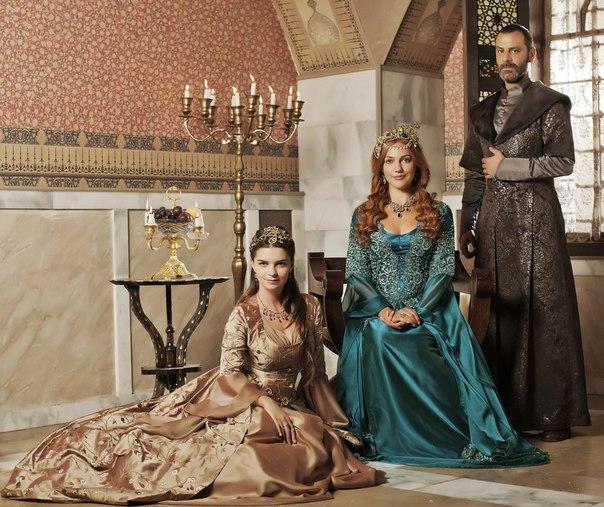 Михримах Султан - реальная история жизни 7