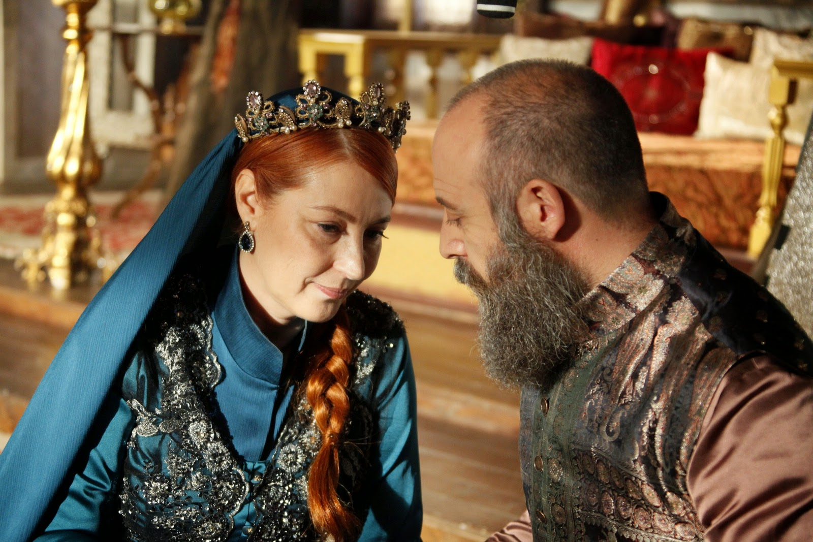Хюррем Султан и её испытания