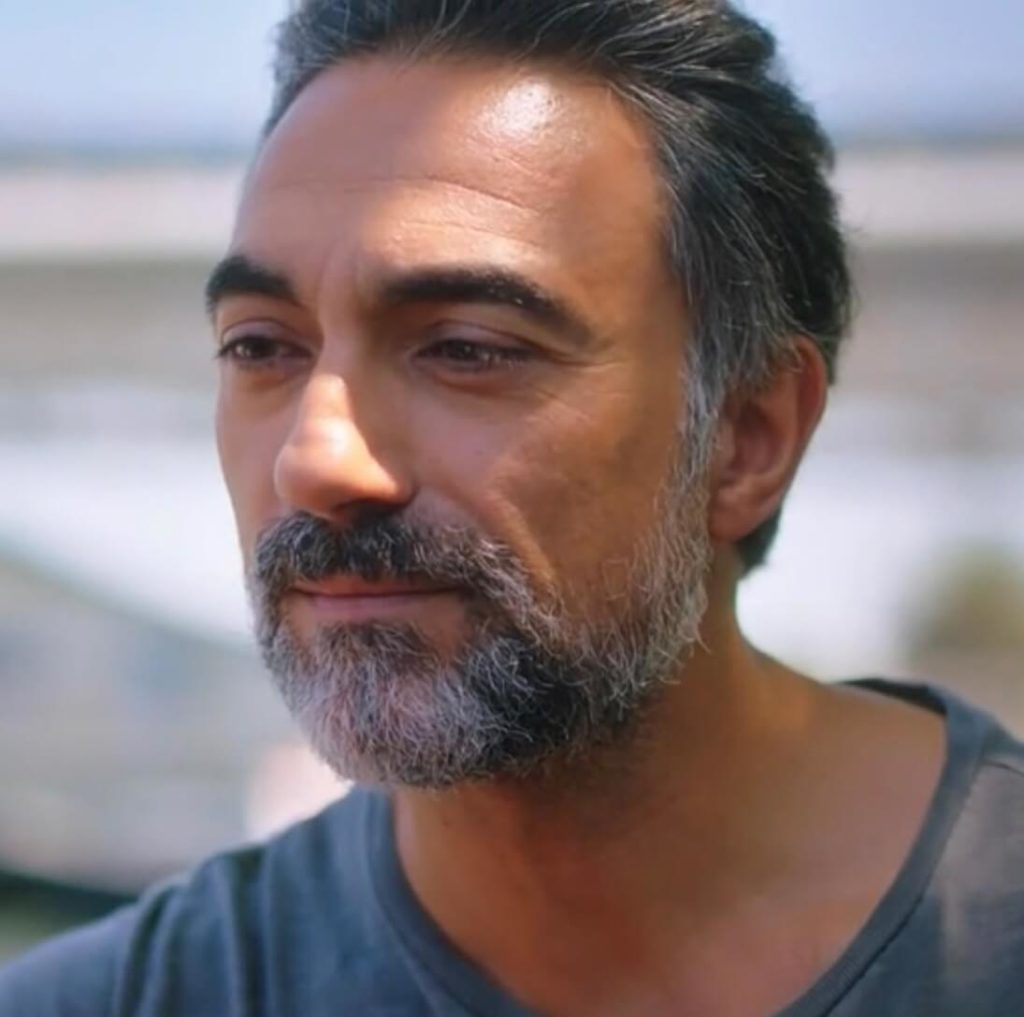 Селим Байрактар - биография и личная жизнь актёра 1