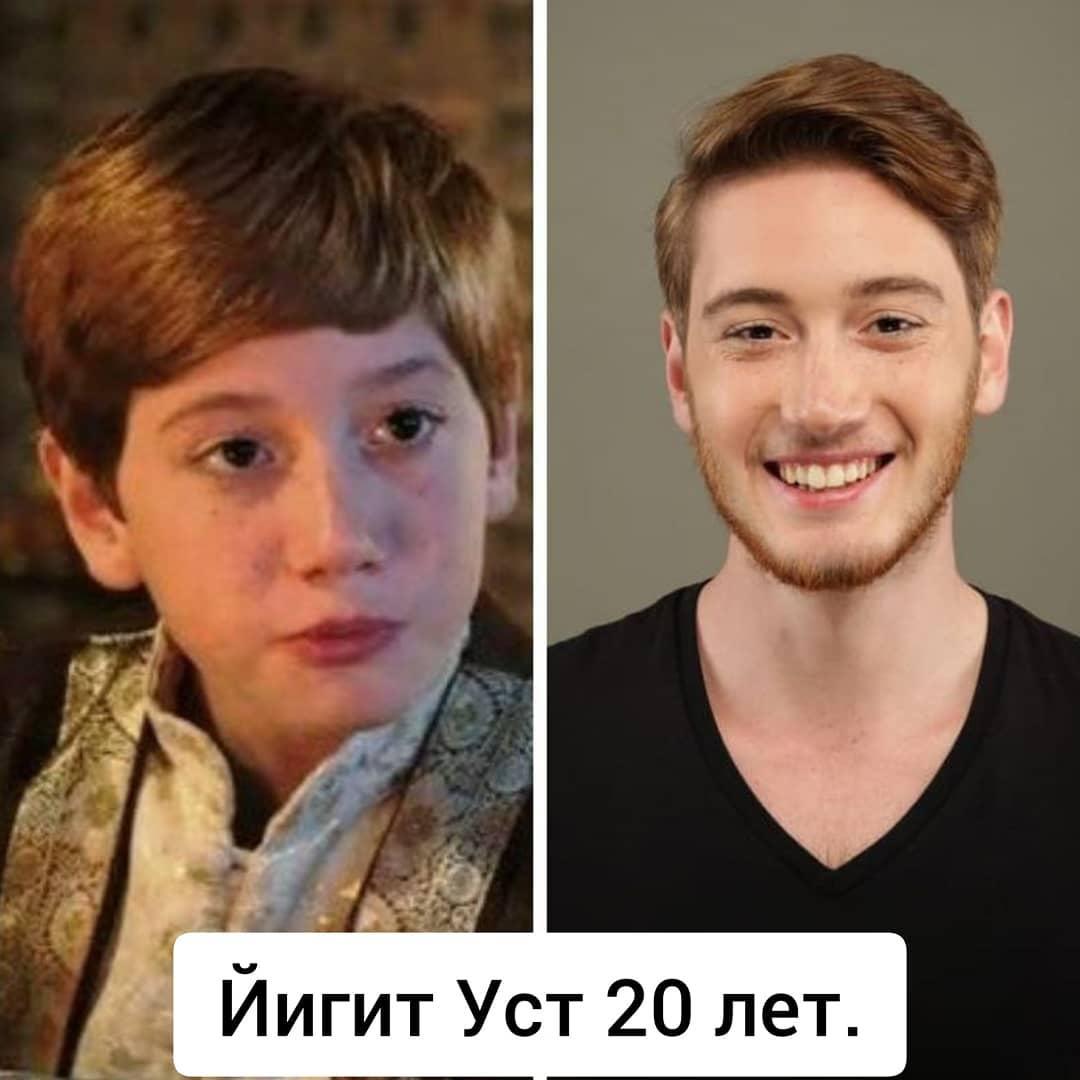 Великолепный Век дети, как они выглядят сейчас? 7