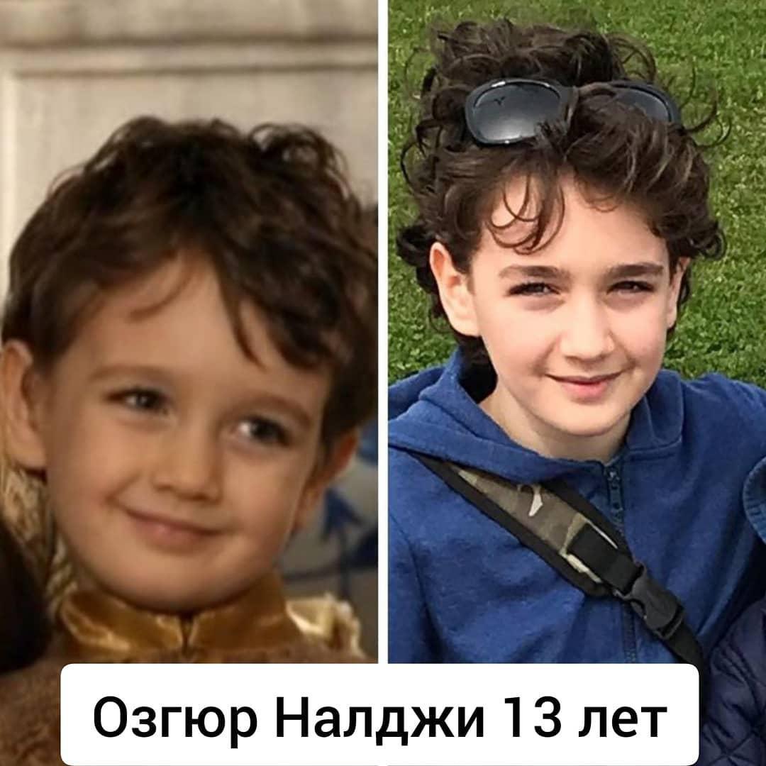 Великолепный Век дети, как они выглядят сейчас? 8