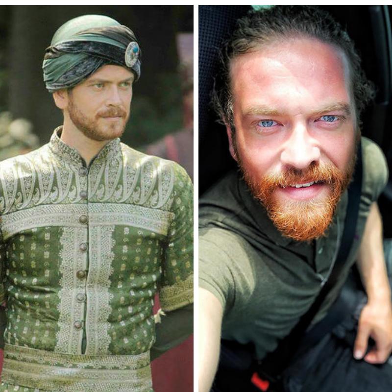 Великолепный век актеры: Как они выглядят сегодня?