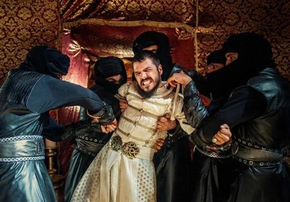 Шехзаде Мустафа - сын Сулеймана и Махидевран - биография 11
