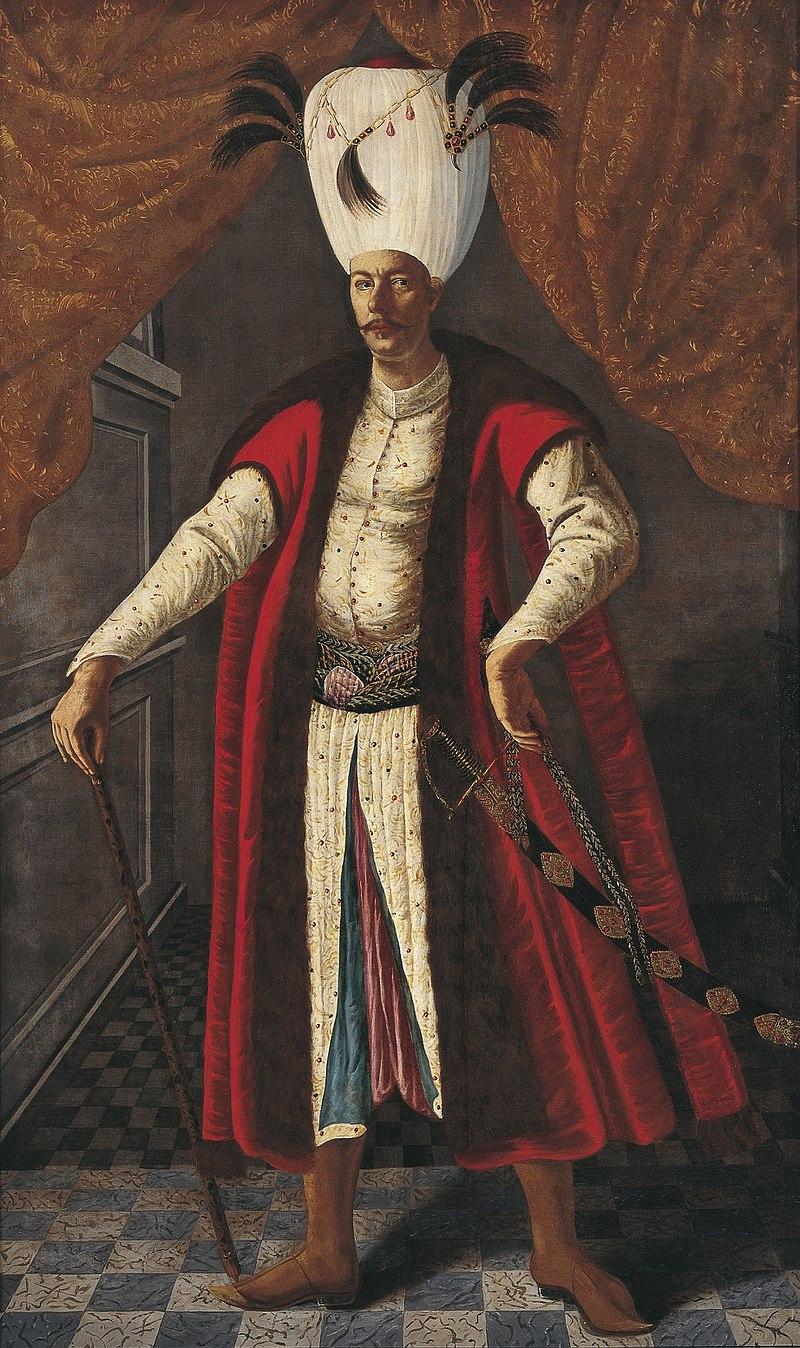 Султан Мехмед IV Авджи (Охотник). Биография 1