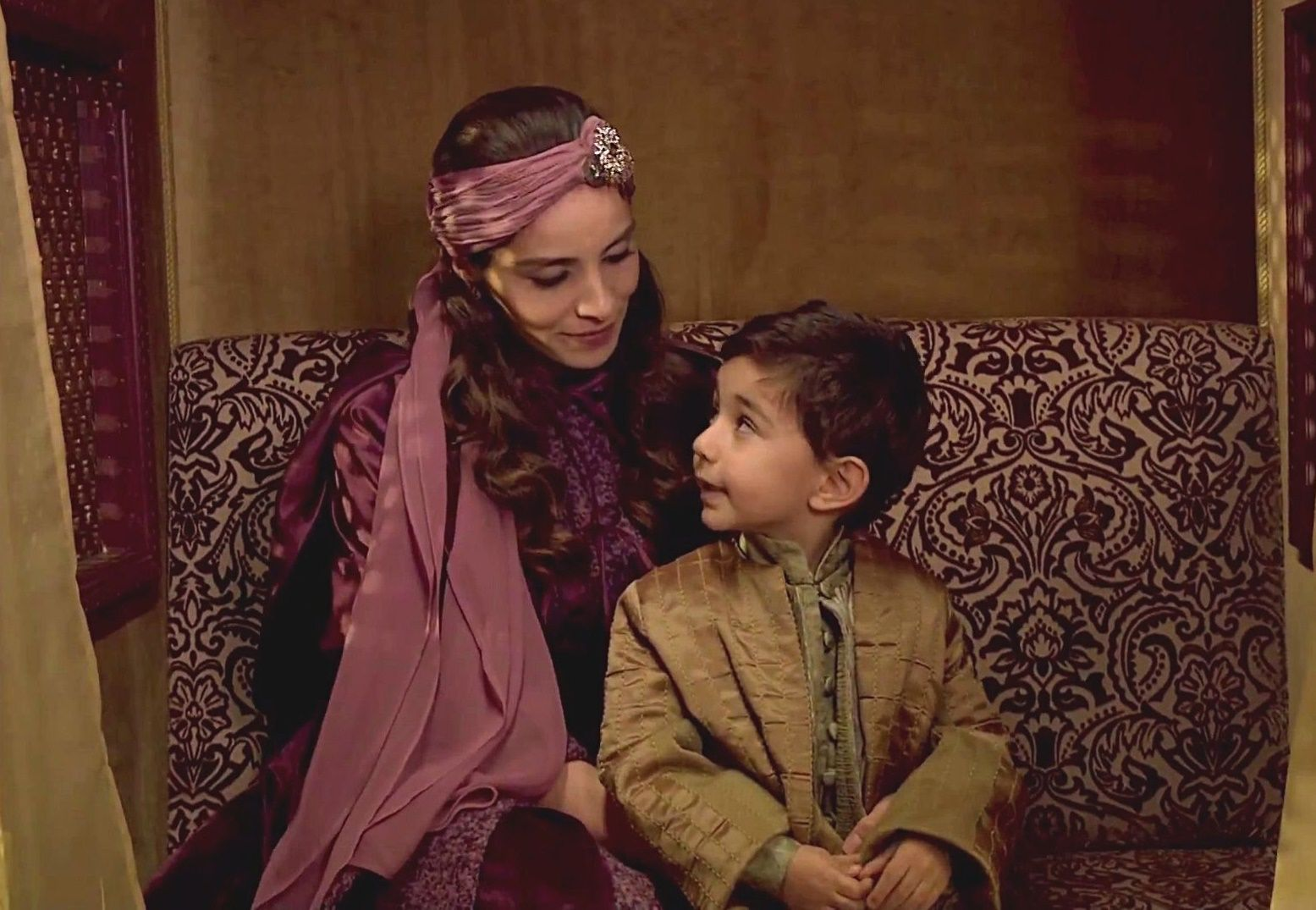 Шехзаде Мустафа - сын Сулеймана и Махидевран - биография