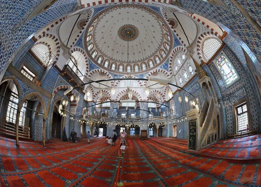 Рустем-паша Великий визирь - реальная биография 10