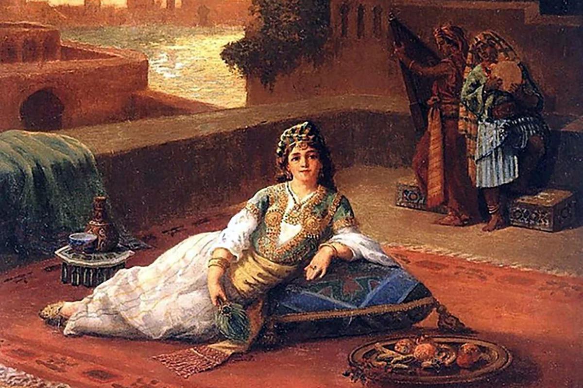 Хюррем султан: за что её так любил Сулейман