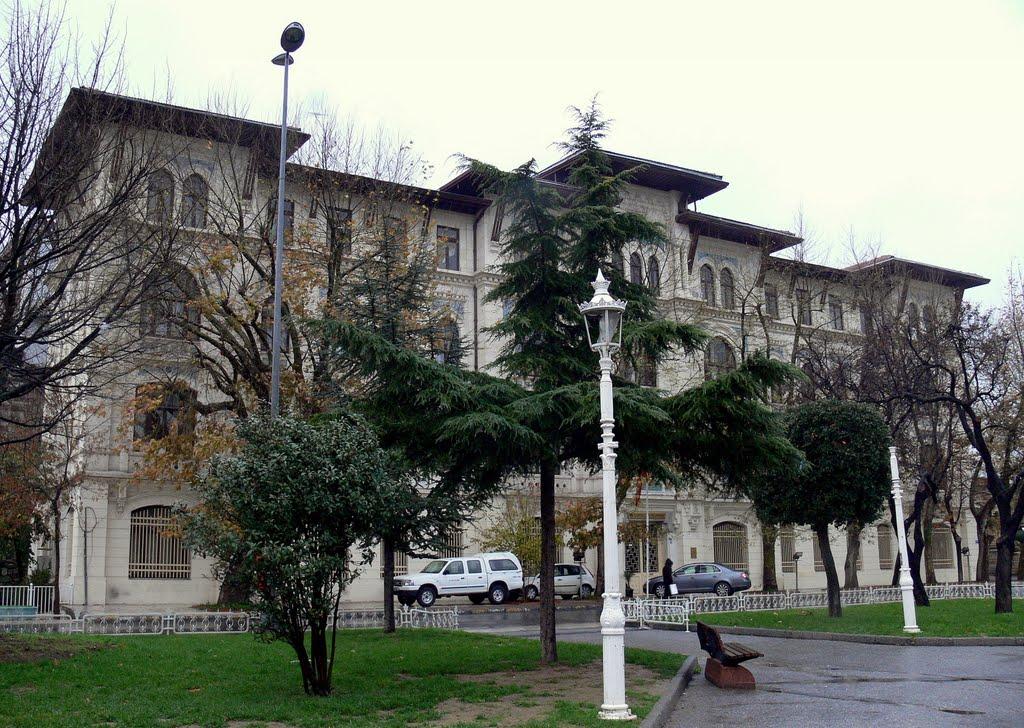 Дворец Ибрагима-паши