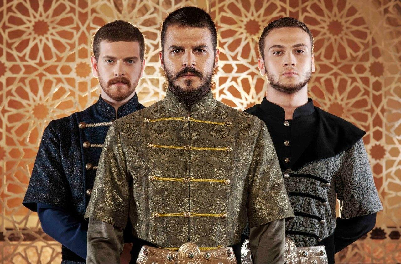 ШЕХЗАДЕ - Османский принц