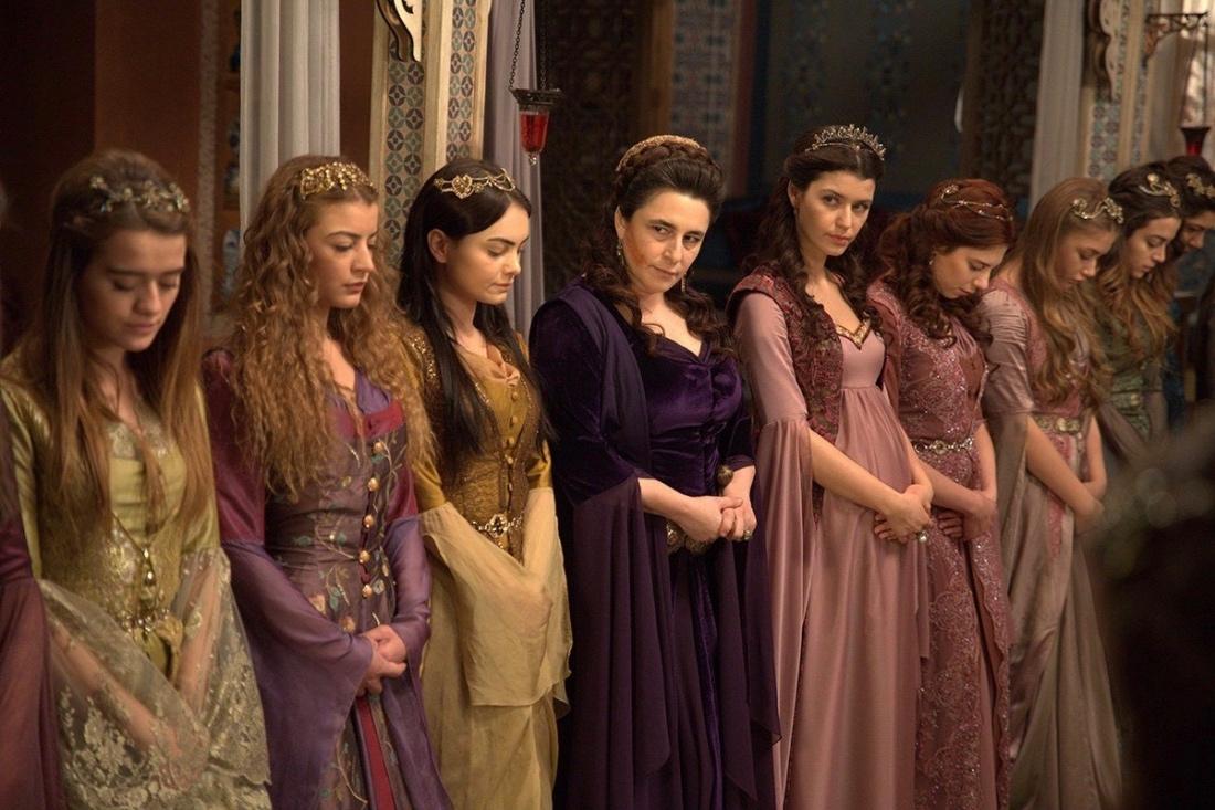 Сколько получали султанские жёны 2