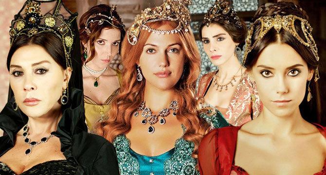 Сколько получали султанские жёны 1