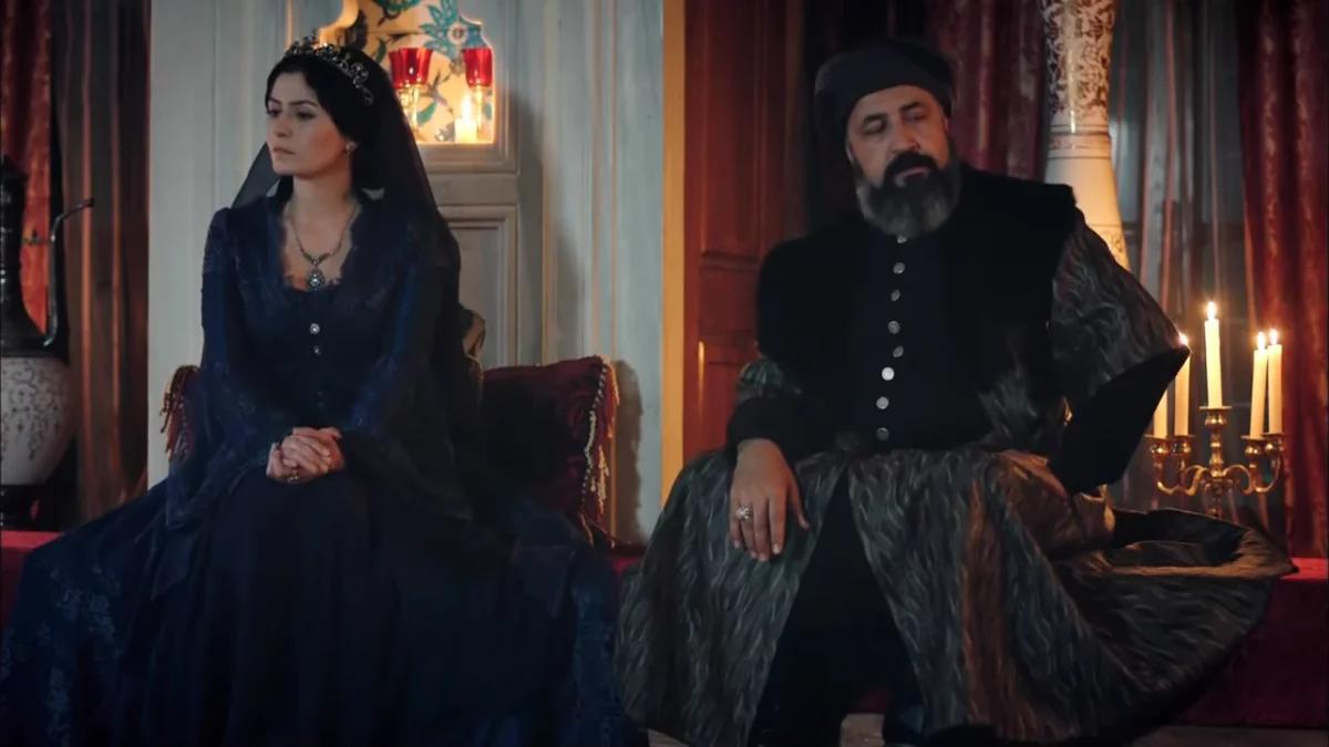За кого выдавали замуж султанских дочерей?