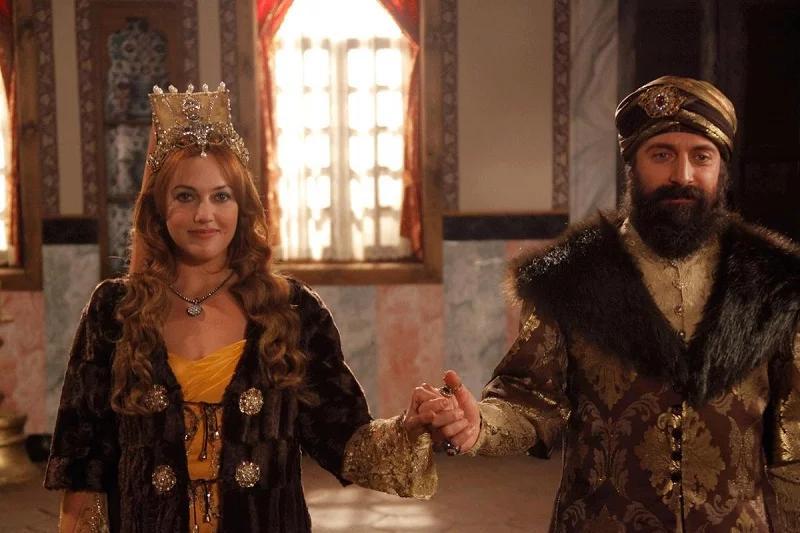Роксолана похороненная заживо - история Хюррем султан