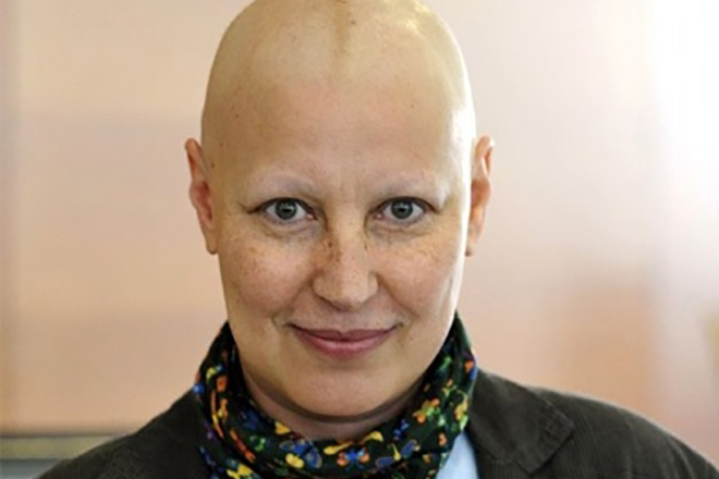 Вахиде Перчин - победившая рак
