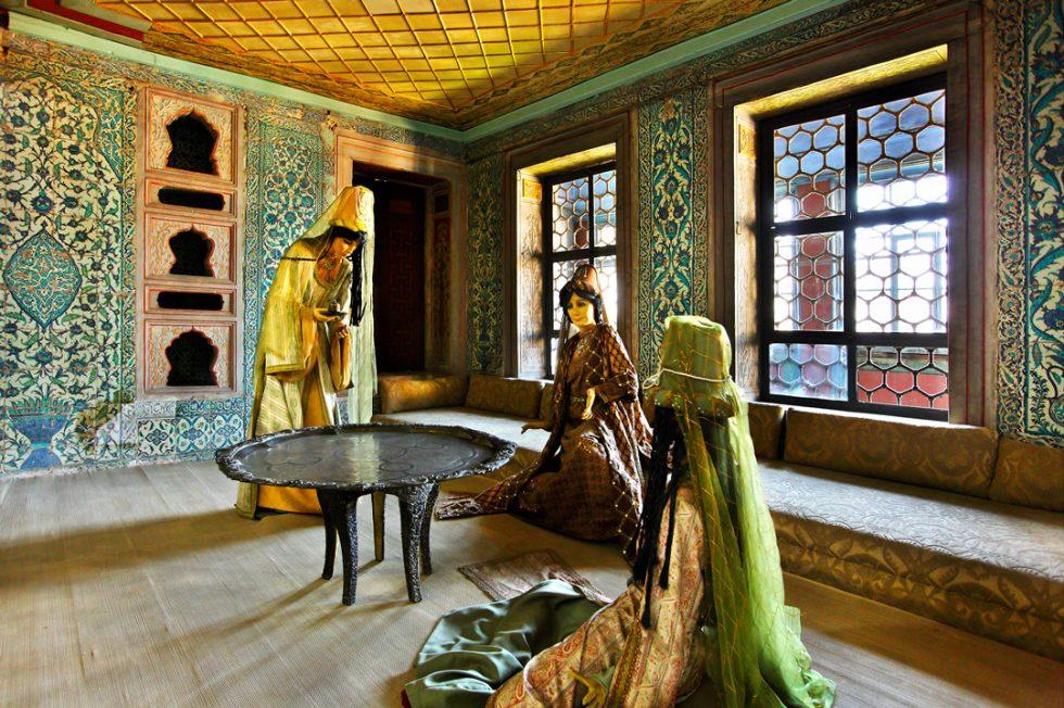Дворец Топкапы – главный музей Стамбула 1