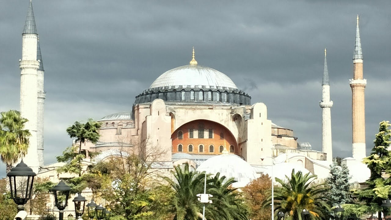 Дворец Топкапы – главный музей Стамбула