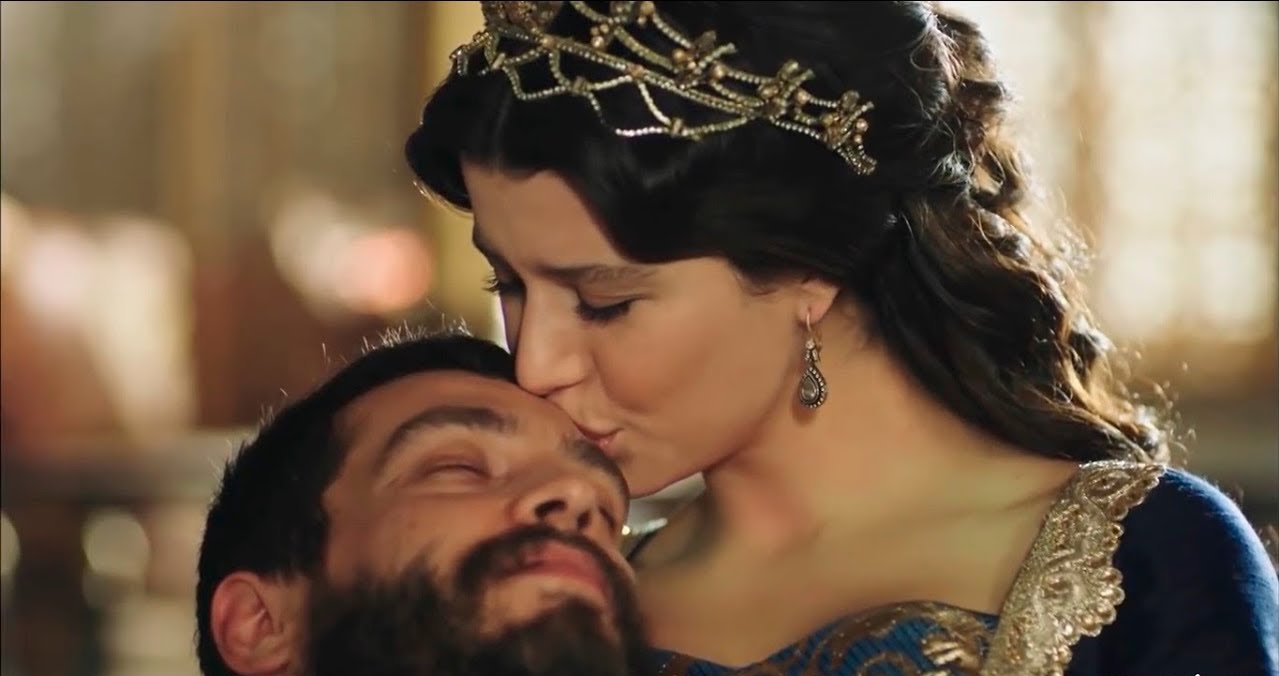 Какими были отношения Кёсем султан и Султана Ахмеда I