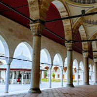 Мечеть Михримах султан в Эдирнекапы 2