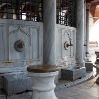 Мечеть Михримах султан в Эдирнекапы 4