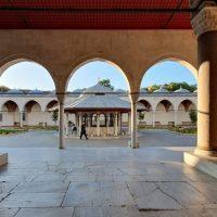 Мечеть Михримах султан в Эдирнекапы 3