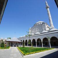 Мечеть Михримах султан в Эдирнекапы 9