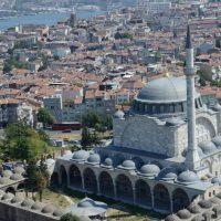 Мечеть Михримах султан в Эдирнекапы 27